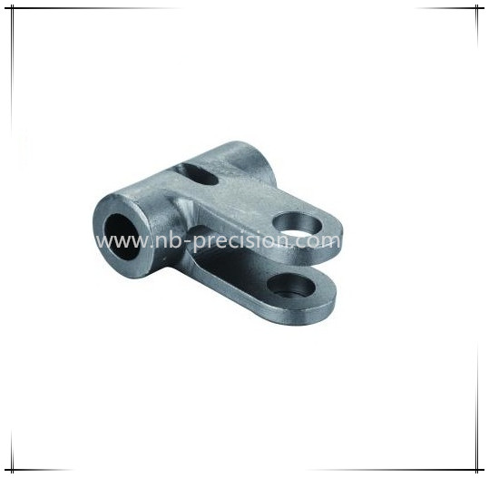 Investment Casting Parts-Carbon Steel Clamp