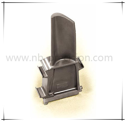 Lost Wax Investment Casting Parts-Oil Gas Turbine Blades